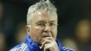 possession stats overrated - hiddink