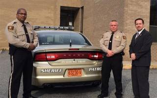 North Carolina Sheriff's Office Adds 'In God We Trust' To Patrol Cars