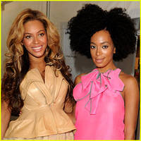 beyonce's sister solange knowles on 'formation': 'slay sis!'
