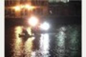 body found in harbourside water: police appeal for witnesses