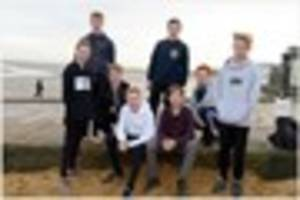 Cleethorpes parkour group taking social media by storm - video