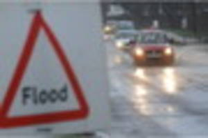 WEATHER WARNING: Heavy rain, strong winds and possible flooding...