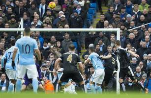 Leicester stuns Manchester City 3-1 to go 6 points clear at top of Premier League table