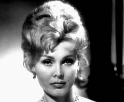 zsa zsa gabor was first to forge a career from being famous for being famous