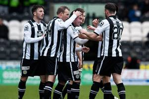 st mirren 1 queen of the south 0: stevie mallan the difference as buddies grab all three points