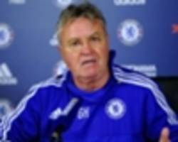 'It doesn't work in England' - Hiddink questions Van Gaal and Guardiola's tactics