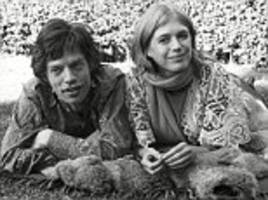 marianne faithful claims the rolling stones' drugs bust was a diversion to keep public attention away from the vip child abuse