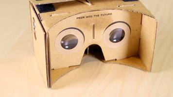 Google is making a new VR headset that's not made out of cardboard (GOOG, GOOGL)