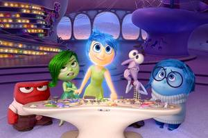 'Inside Out' Wins Top Prize at Annie Awards (Complete List)