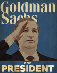 ron paul slams cruz and hillary: they are both owned by goldman
