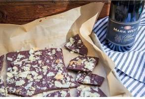 dazzle your valentine with this diy recipe for chocolate bark