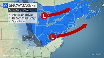 Latest Details on Upcoming Snow Possibilities for Bedford