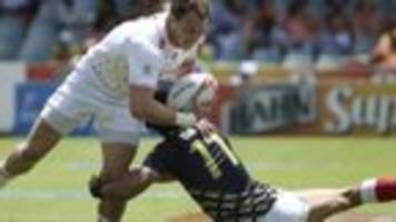 England lose to Australia in Sevens
