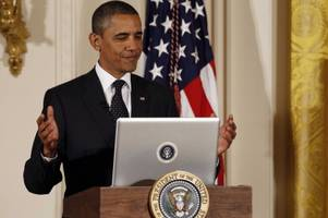 Obama wants White House tech woes fixed for incoming President, starting with terrible Wi-Fi