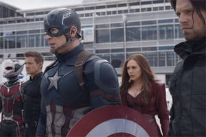 'Captain America: Civil War' Super Bowl Ad Shows Marvel Heroes Choosing Sides (Video)