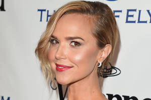 'fifty shades' finale adds 'ballers' actress arielle kebbel as christian grey's architect