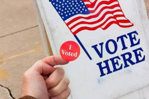 early voting begins monday in georgia's presidential primary