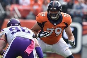 michael schofield of orland park gets a super bowl ring with denver broncos