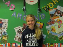 Villa Girl Moves On To County Spelling Bee Finals