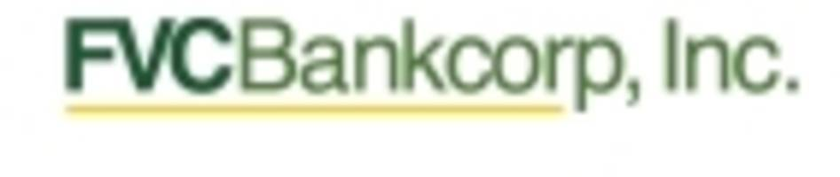 FVCBankcorp, Inc. reports record earnings; solid loan and deposit growth