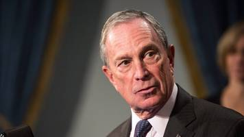 Michael Bloomberg Says He's Considering A Presidential Run
