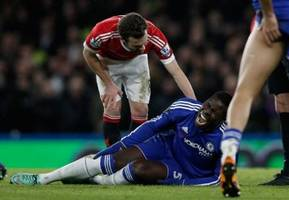 Knee injury set to rule Chelsea's Zouma out for season