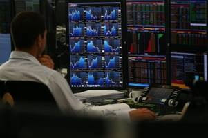 Markets in Europe are tanking, FTSE down almost one per cent
