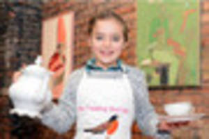 Iris' pop-up Valentine Cafe to raise funds for cancer support