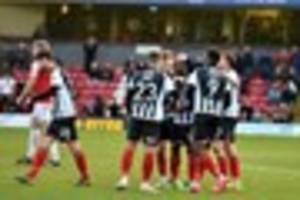 Grimsby Town NEWS: The title bid is alive - there will be no...