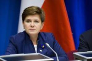 Poland against reducing benefits to Poles who already live in UK