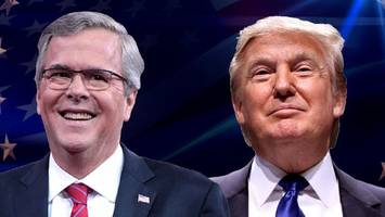 Trump: Jeb Bush Is 'Pathetic', 'Desperate' And An 'Embarrassment To His Family' (TWEETS)