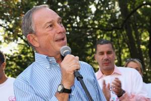 Michael Bloomberg: I Might Run for President in 2016
