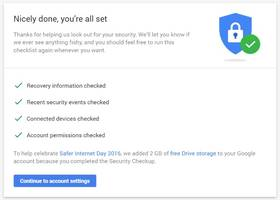 Safer Internet Day: Earn yourself an extra 2GB of Google Drive cloud storage for free