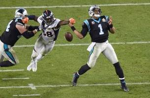 this is the moment cam newton lost super bowl 50 for good