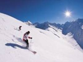 are they taking the piste? french ski resorts are exaggerating the size of their slopes and some are doubling their measurements