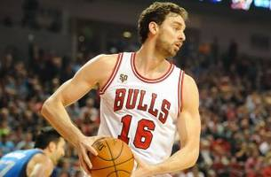 Bulls' Pau Gasol to replace teammate Jimmy Butler in All-Star Game