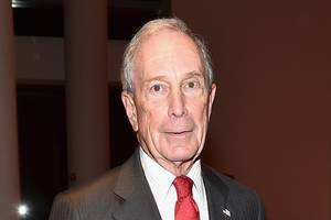 Michael Bloomberg Teases Third-Party Presidential Run