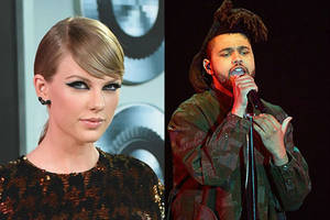 taylor swift, the weeknd lead iheartradio music award nominations
