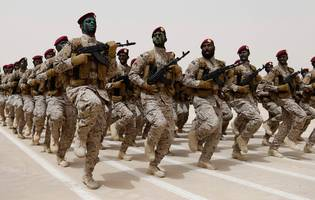 Saudi Arabia Prepares To Send Special Forces To Syria; Will Fight As Part Of US-Led Coalition