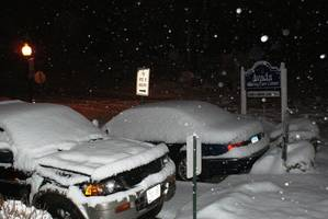 Light Snow, Below Freezing Temps in Manchester's Forecast