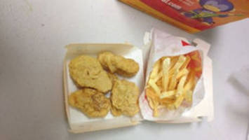 6-year-old Happy Meal disturbingly looks almost fresh