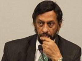 Woman who claims RK Pachauri sexually harassed her slams 'shameless' TERI as he is named vice-chairman