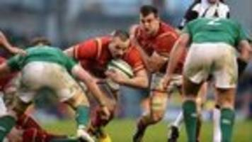 Wales 'have to raise bar' - Edwards