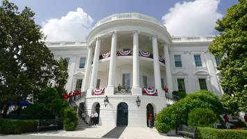 the white house isn't immune to the us' internet troubles