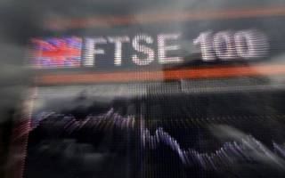 FTSE 100 gives up early gains as selloff continues