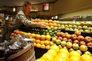 Shoppers' health kick gives supermarkets shot in the arm