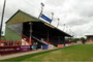 end of an era for exeter city's old grandstand and its loyal...