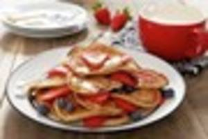 Pancake Day: 5 Perfect pancake recipes that will leave you...