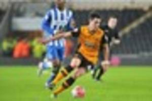 scunthorpe united transfer gossip: hull city striker linked with...