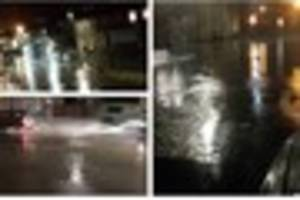 Radstock new road flooding not caused by drainage failure say...